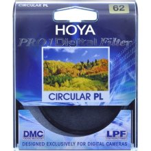 Hoya POLARISING FILM PL-CIR PRO1D 62 MM