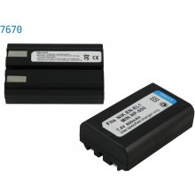 Qoltec aku for NIKON, EL1 800 mAh 7.4V Long...