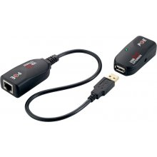LogiLink - USB 2.0 cat.5 Extender, Up to 50...