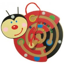 Brimarex Ladybug, magnetic toy