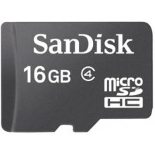Mälukaart SanDisk Micro SDHC Card 16GB