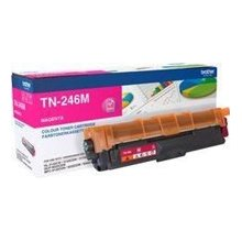 Тонер BROTHER TN-246 MAGENTA HY TONER для DC