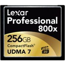 Флешка Lexar CF Card 256GB 800x Professional...