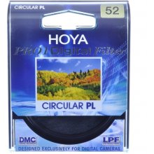Hoya Pol circular Pro 1 digitaalne 52mm