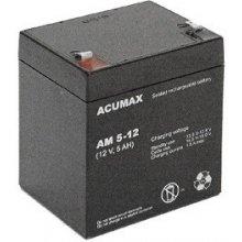 EMU батарея 12V 5AH VRLA/AM5-12T2 ACUMAX