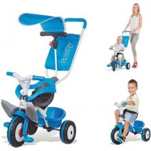 SMOBY Rowerek Baby Balade niebieski