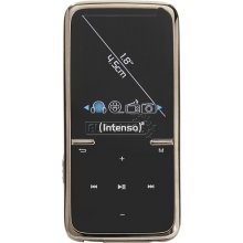 "INTENSO MP3 Video Scooter 8GB 1,8"" black"