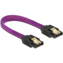 Delock SATA cable 6 Gb/s 10 cm straight...