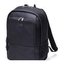 Dicota Backpack BASE 13 - 14.1 Black for...