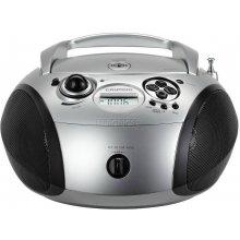 Raadio Grundig RCD 1445 USB silver/black