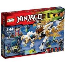 LEGO Smok mistrza Wu
