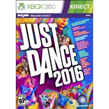 Игра Ubisoft Just Dance 2016 Xbox 360 ENG