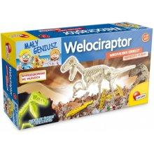 Liscianigiochi Mały Geniusz Velociraptor -...