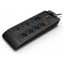 UPS V7 SA0718B-8E5, Type E / F, 1.8, Black...