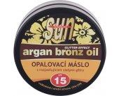 Vivaco Vital Argan Bronz Oil Glitter Suntan...