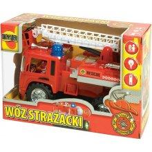 Dromader Wóz Strażacki metalowy