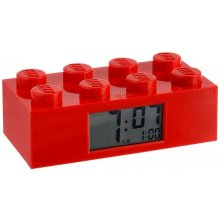 LEGO Alarm clock punane chunk