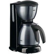 Kohvimasin BRAUN KF 610/1 Sommelier