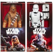 HASBRO Star Wars figurines E7 Ast