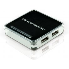 Conceptronic 4 Ports Powered USB Hub