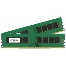 Mälu Crucial 16 Kit (8GBx2) GB, DDR4...