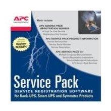 APC Service Pack 1 Jahr
