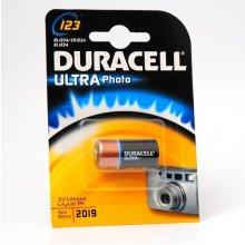 DURACELL Batterie Ultra foto liitium 123...