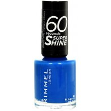 Rimmel London 60 Seconds Super Shine Nail...