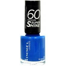 Rimmel London 60 Seconds Super Shine Nail...