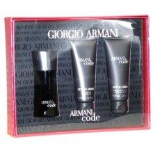 Giorgio Armani Black Code, Edt 50ml + 75ml...