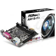 Emaplaat ASRock AM1B-ITX, AMD AM1...