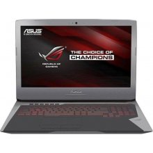 Ноутбук Asus G752VY-GC144D FreeDOS