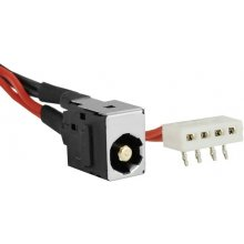 Qoltec DC Jack for Toshiba Satellite...
