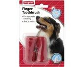 BEAPHAR Toothbrush Finger näpuotsa hambahari...