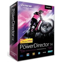 CyberLink PowerDirector 14 Ultimate Suite...