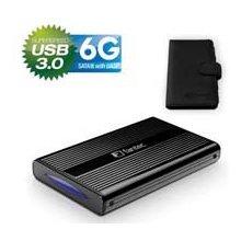 Fantec DB-228U3-6G black 2,5 SATA USB 3.0...
