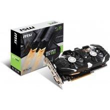 Видеокарта MSI 6GB GTX1060 OCV1 PCI-e