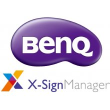 BENQ X-Sign Manager 1 year cloud license