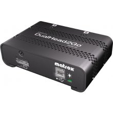 MATROX DualHead2Go Digital SE, DVI, Black...