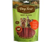 Dog Fest Beef Slices for small dogs 55g...