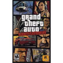 Игра GAME PSP GTA: Liberty City Stories