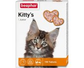 Beaphar Kitty`s Junior vitamiinmaius...
