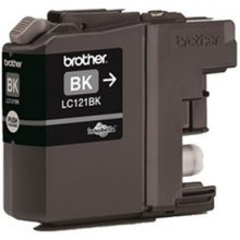 Tooner BROTHER LC-121BK, Black, DCP-J752DW...