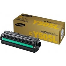 Тонер Samsung жёлтый TONER CARTRIDGE