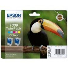 Tooner Epson T009 Colour tint Cartridge -...