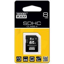 Флешка GOODRAM SD Card 8GB SDHC class 4...