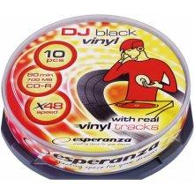 Diskid ESPERANZA CD-R VINYL 700MB x52 CAKE...