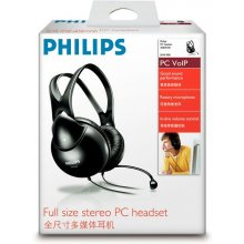 Philips peakomplekt SHM1900, must