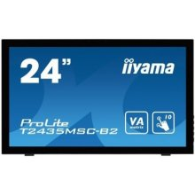 "Монитор IIYAMA 59.8cm (23,6"") T2435MSC-B2..."