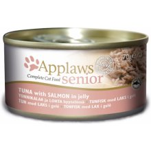 Applaws konserv Senior Jelly Tuna & Salmon...